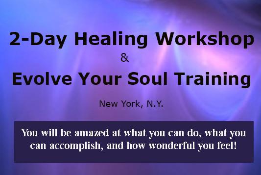 Healing Workshop NYC