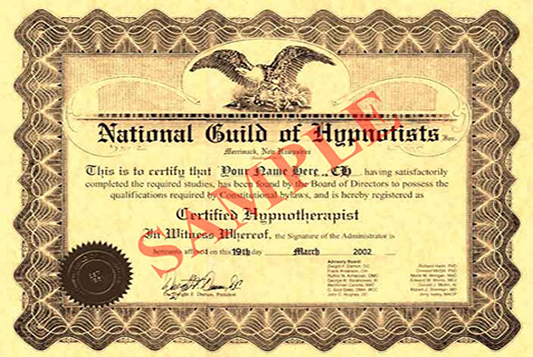 Hypnosis Certification NYC